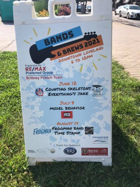 Brews and Bands Event